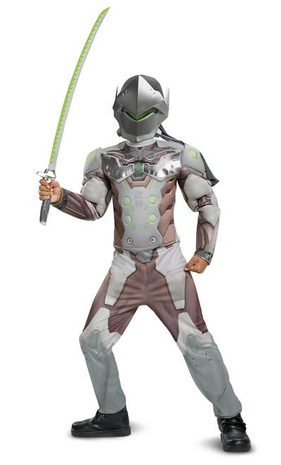 Genji Overwatch Boy Costume