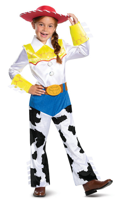 Jessie Deluxe Child Costume