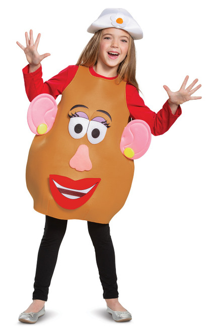 Mrs Potato Head Child Costume