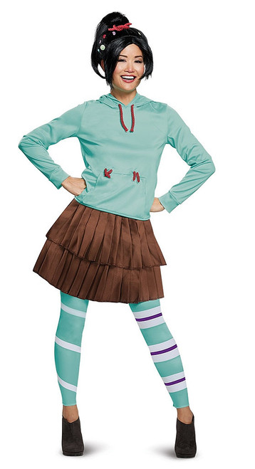Vanellope Adult Costume