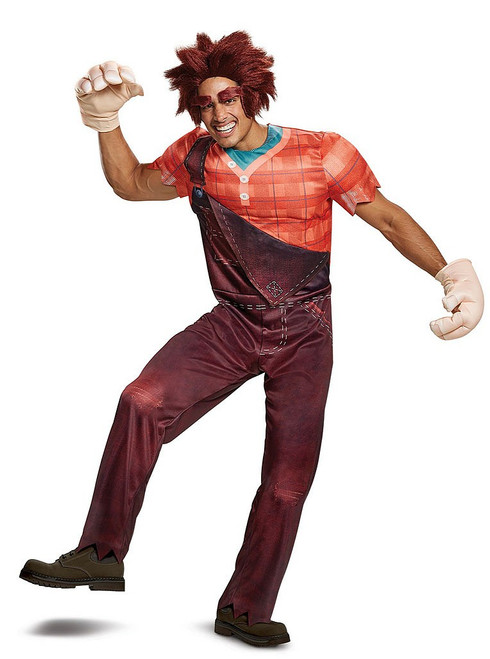 Ralph Breaks the Internet Adult Costume