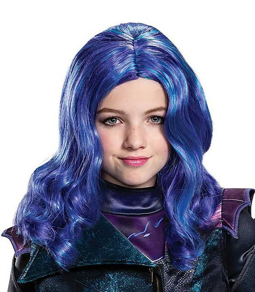 Descendants Mal Child Wig