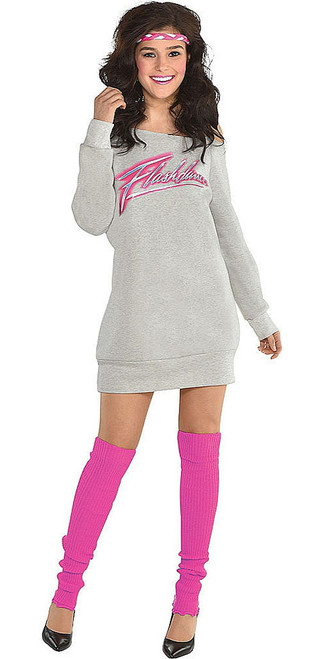 Flashdance Womens Costume