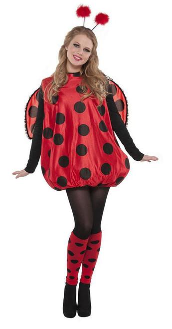 Ladybug Womens Costume