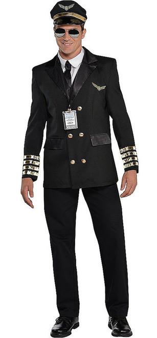 Pilot Man Costume