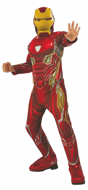 Avengers Iron Man Child Costume