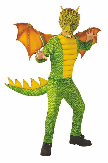Dragon Boy Costume