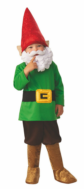 Garden Gnome Boy Costume