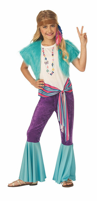 Hippy Girl 60s Costume
