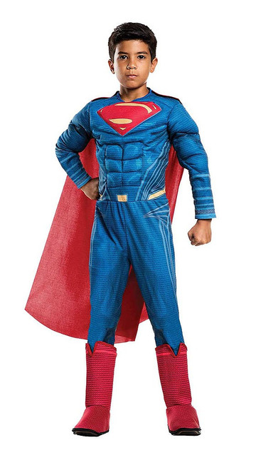 Deluxe Superman Boy Costume