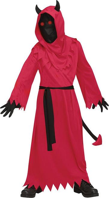 Fade In Out Devil Boy Costume