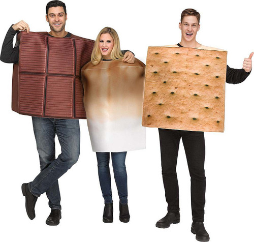 S'Mores Woman Costume