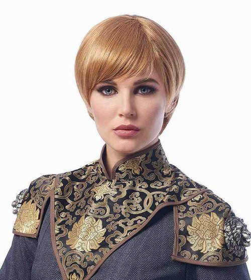 Medieval Queen Dark Blonde Wig
