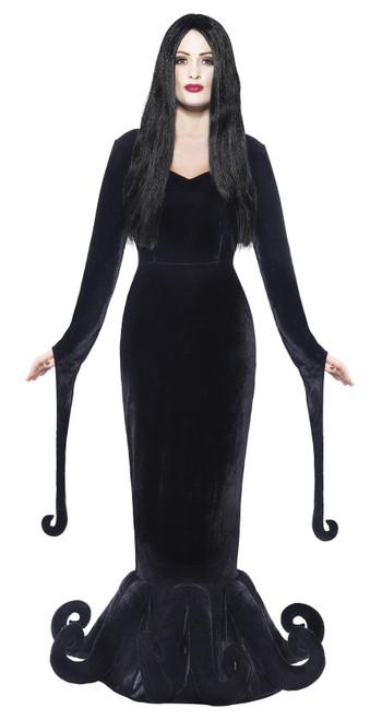 Morticia Addams Duchess of the Manor Woman Costume