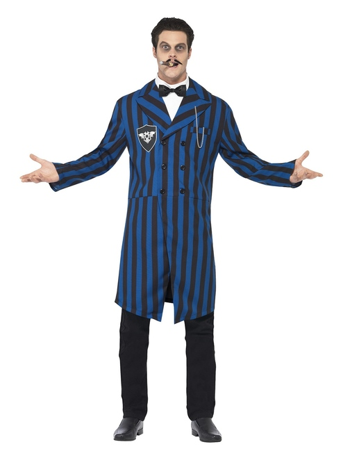 Gomez Addams Duke of the Manor Man Costume