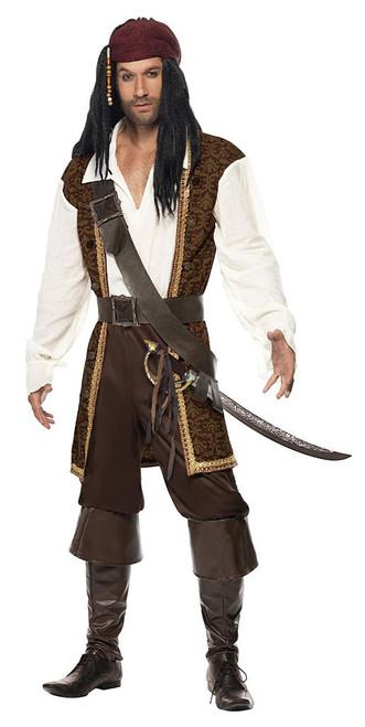 High Seas Pirate Man Costume
