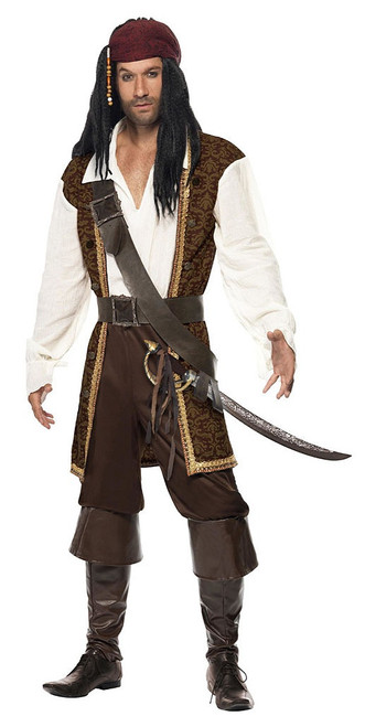 High Seas Pirate Man Costume