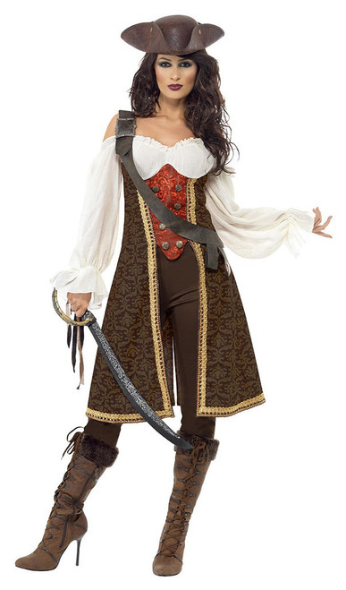 High Seas Pirate Wench Woman Costume