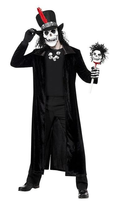 Deluxe Voodoo Man Costume