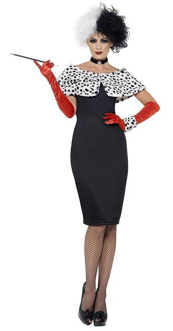 Cruela Devil Woman Costume