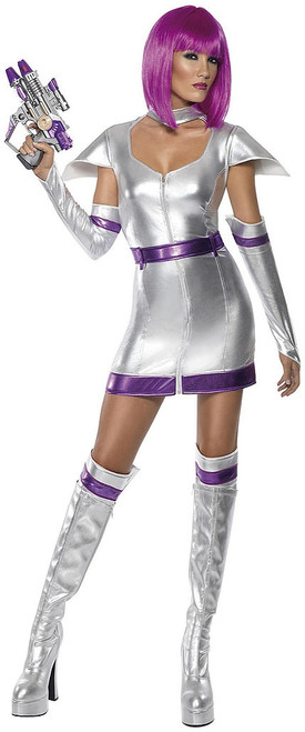 Fever Space Cadet Woman Costume