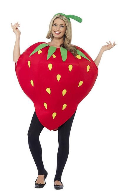 Strawberry Woman Costume