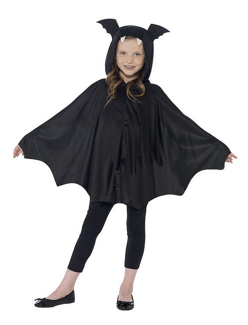 Bat Cape Girl Costume