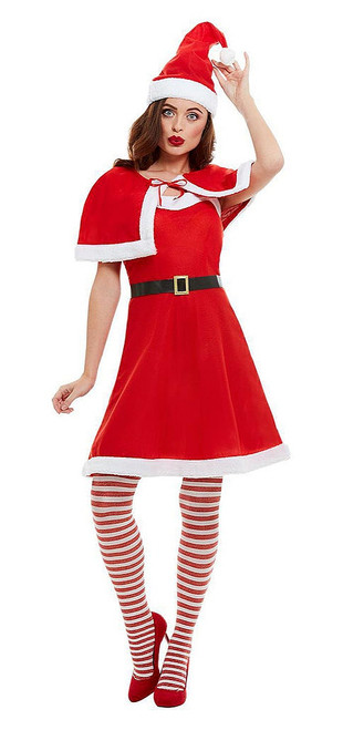 Miss Santa Woman Costume