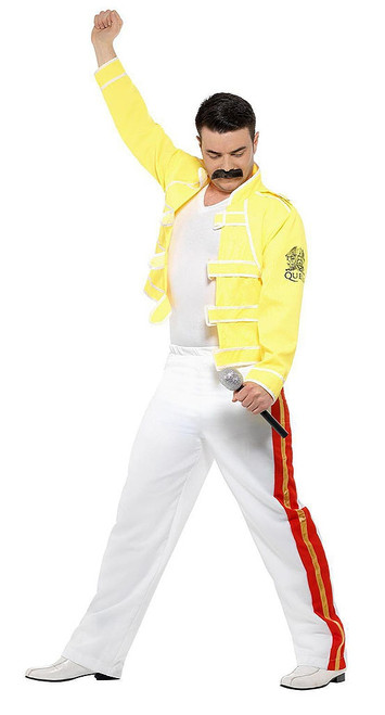 Queen Freddie Mercury Man Costume