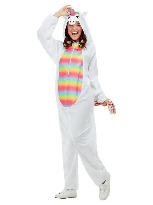 Unicorn Hooded Women Costume