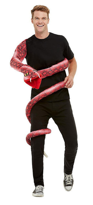Anaconda Serpent Man Costume