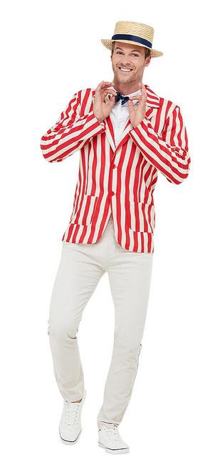 20s Barber Shop Man Costume