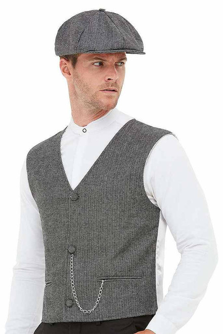 20s Peaky Blinders Gangster Kit  Man Costume