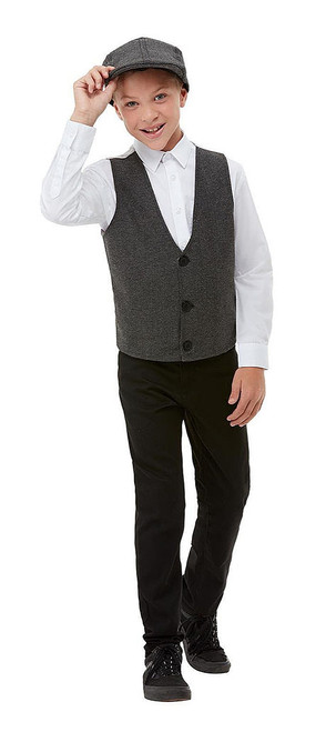 20s Gangster Kit Boy Costume