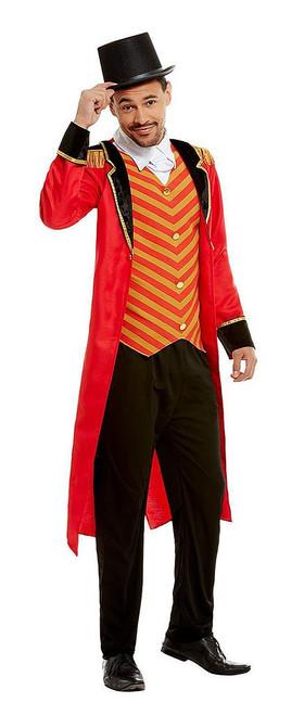 Deluxe Ringmaster Man Costume