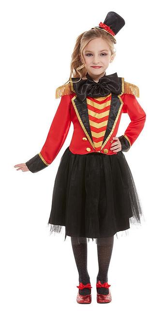 Deluxe Ringmaster Girl Costume