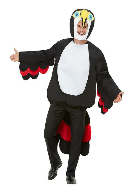 Bird Of Paradise Toucan Man Costume