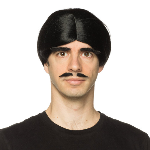 Gonzo Wig Mustache and Eyebrows set