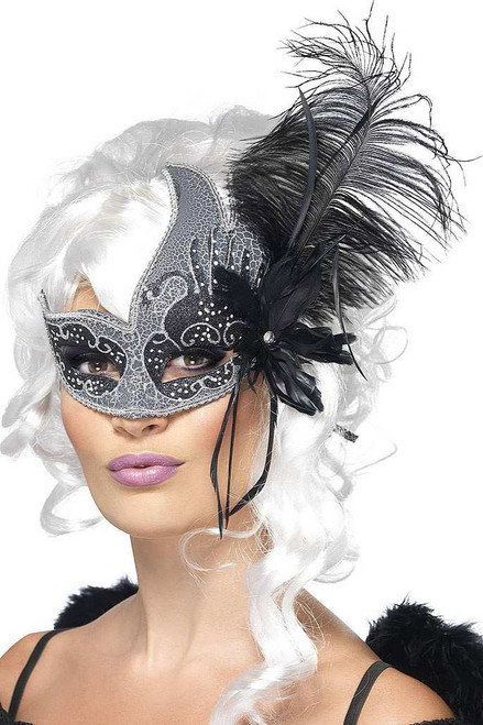 Masquerade Dark Angel Eyemask