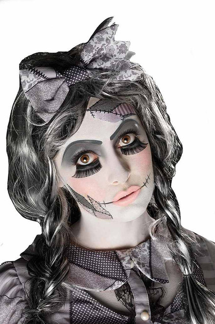 Makeup Damaged Doll Kit