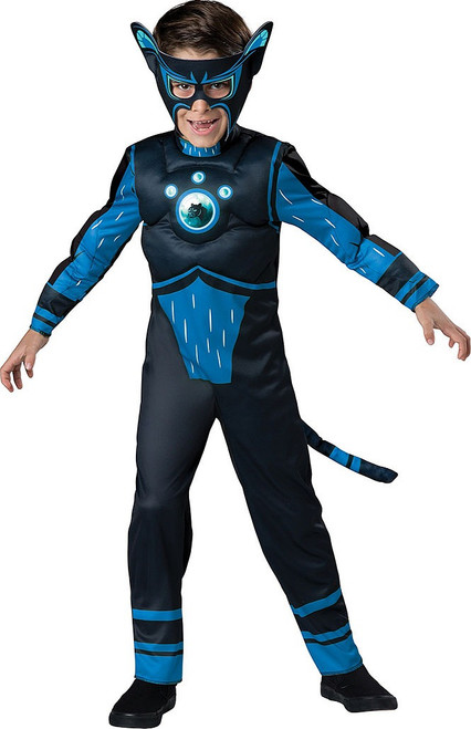 Wild Kratts Blue Panther Costume