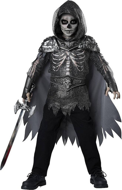 Skull Knight Child Costume