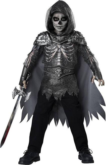 Skull Knight Child Costume