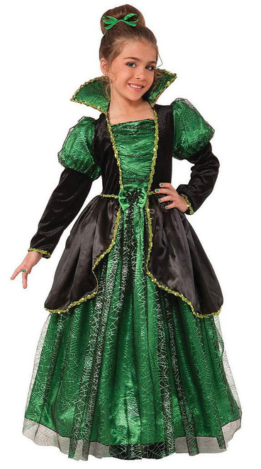 Enchanted Wishes Witch Girl Costume
