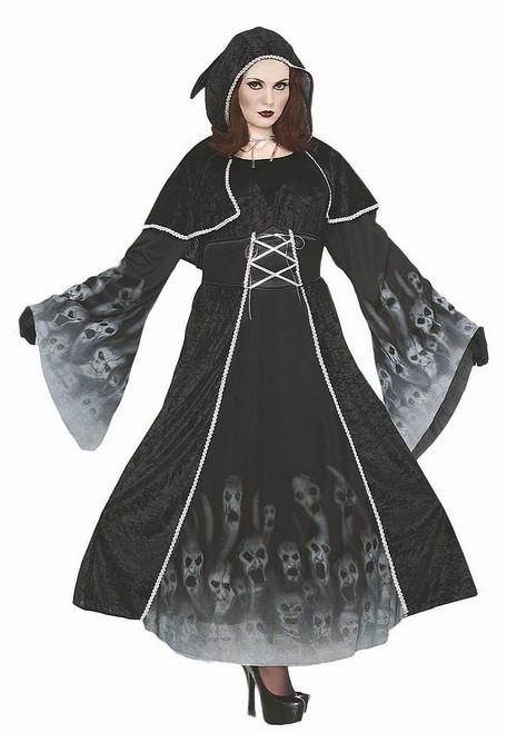 Forsaken Souls Woman Costume