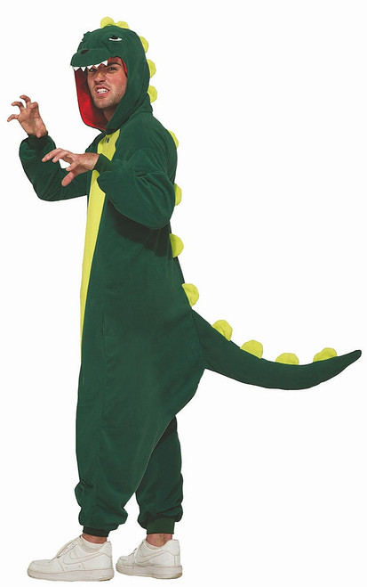 Dinosaur Jumpsuit Man Costume