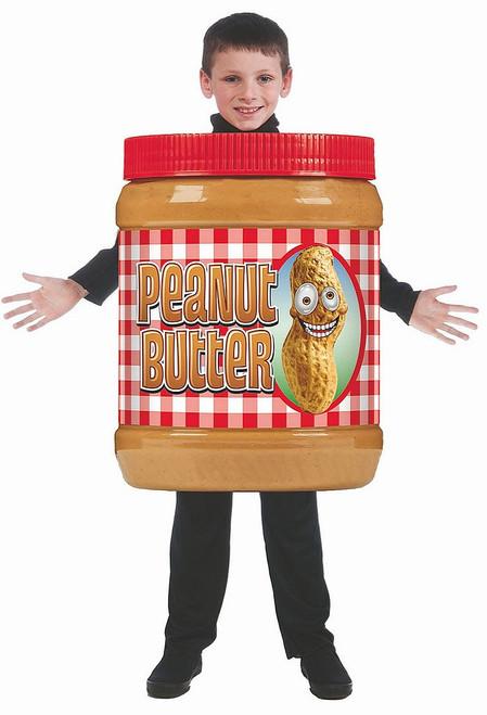 Peanut Butter Tunic Boy Costume