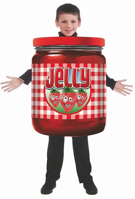 Jelly Tunic Boy Costume