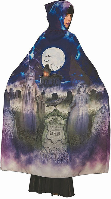 Graveyard Ghoul Cape