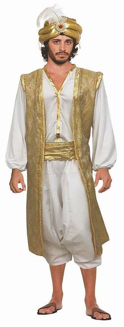 Aladdin Desert Prince Man Costume